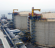 Saudi Hout Onshore Gas Facility Project