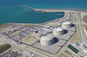 DUNKERQUE LNG Terminal O&M Feasible Study